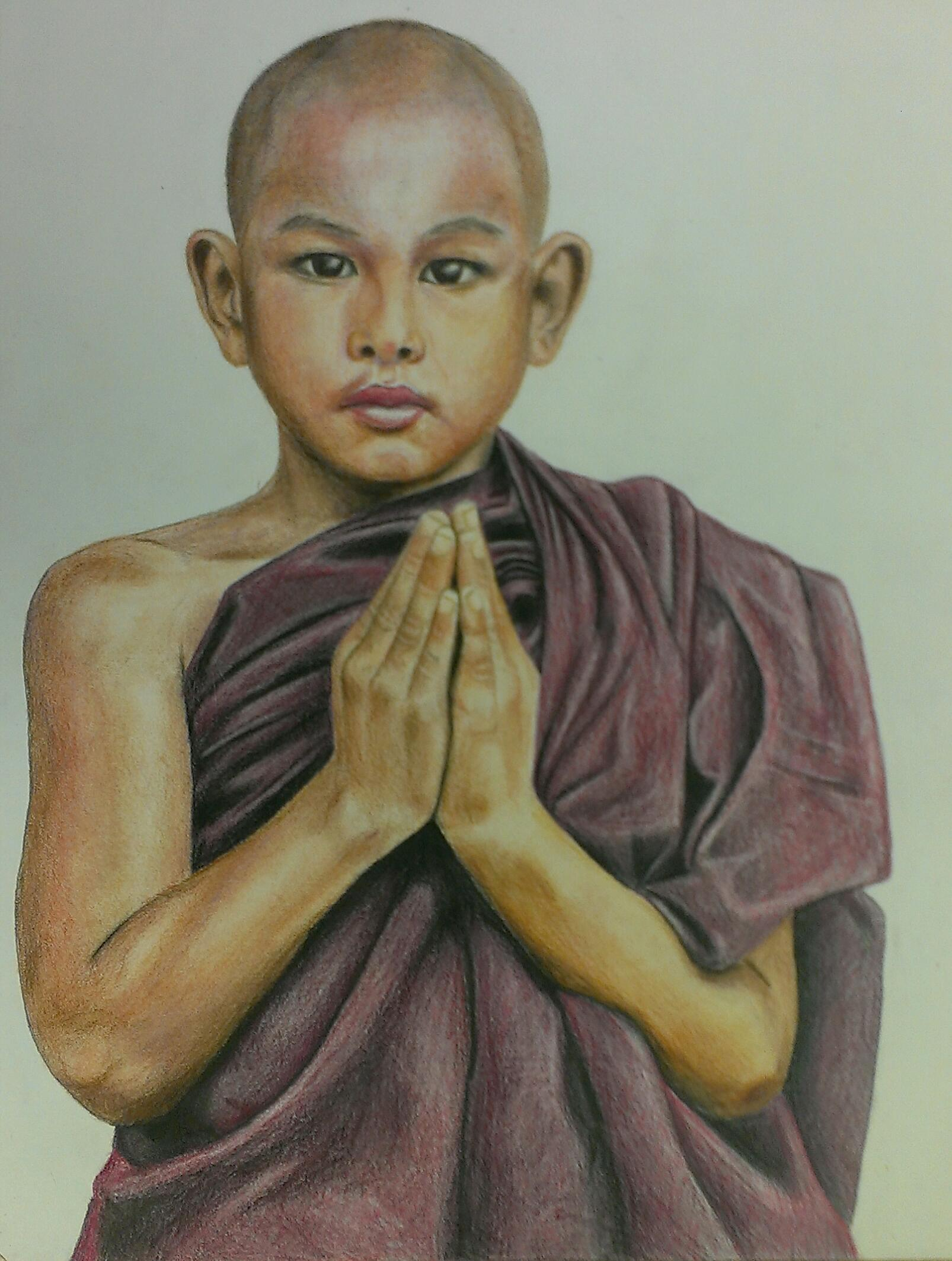 Colored Pencil – Age 15