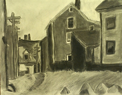 Charcoal – Age 10