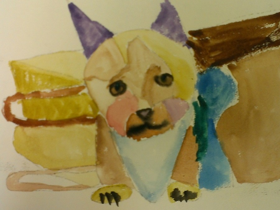 Watercolor – Age 9
