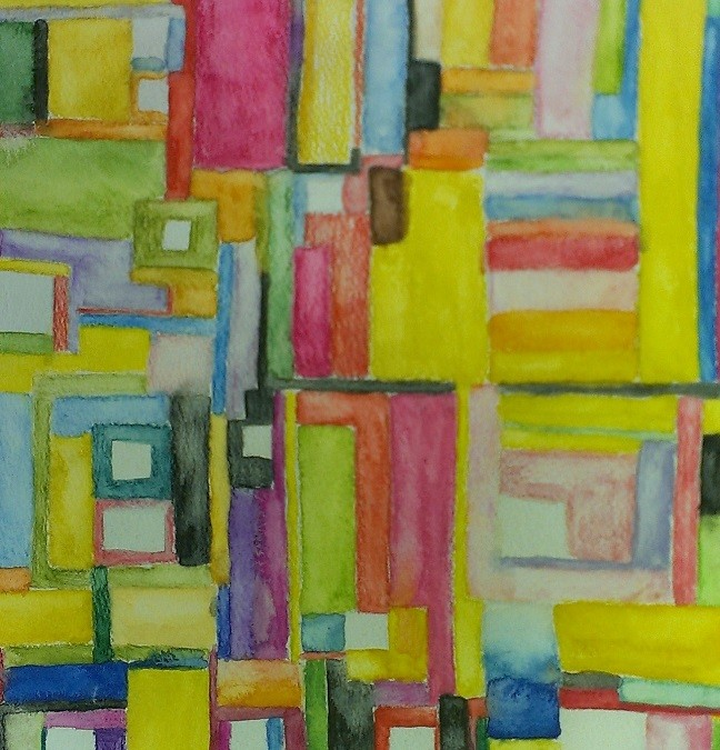 Watercolor Pencil – Age 11
