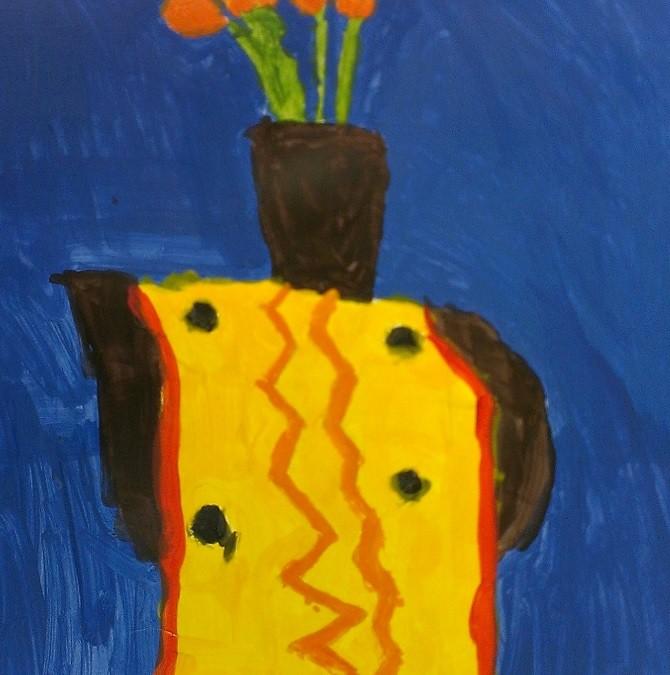 Acrylic – Age 7