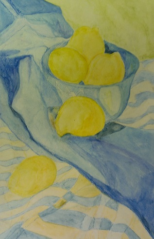 Watercolor Pencil – Age 13