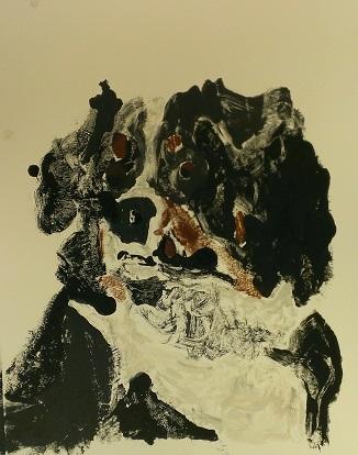 Monoprint – Age 10