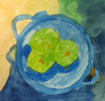 Watercolor – Age 7