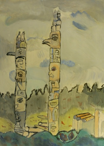 Acrylic – Age 9