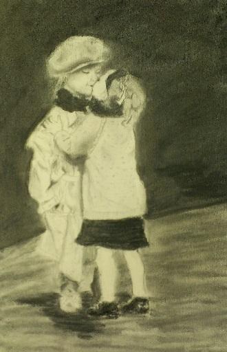 Graphite & Charcoal – Age 12