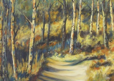 The Path II – Oil – 36′ X 24″