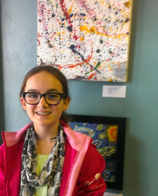 Isabella – Grade 6