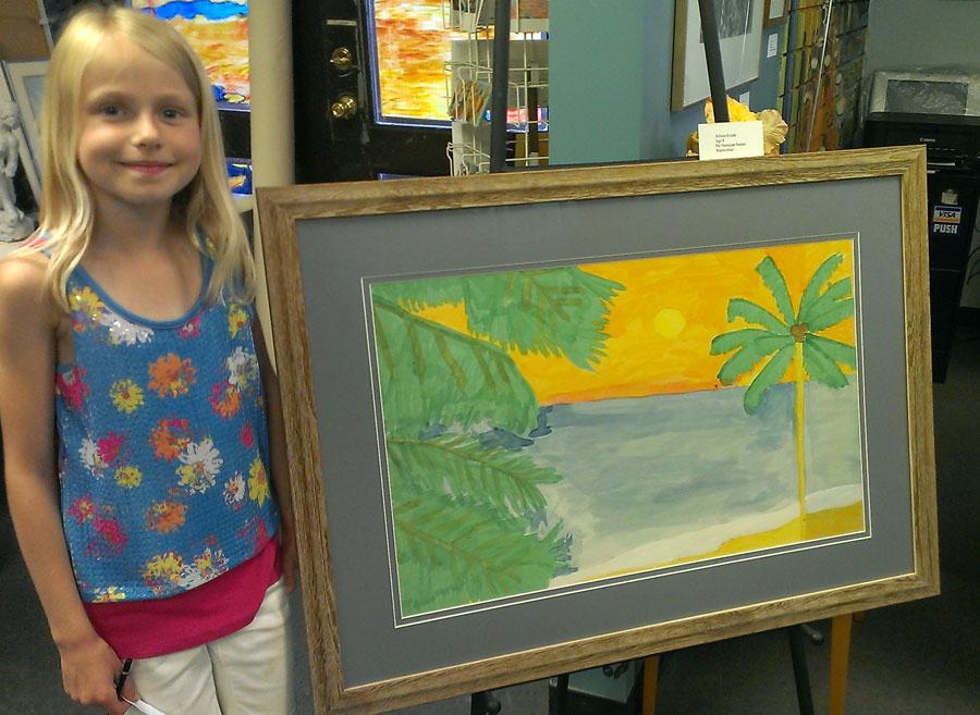 Allison – Grade 3