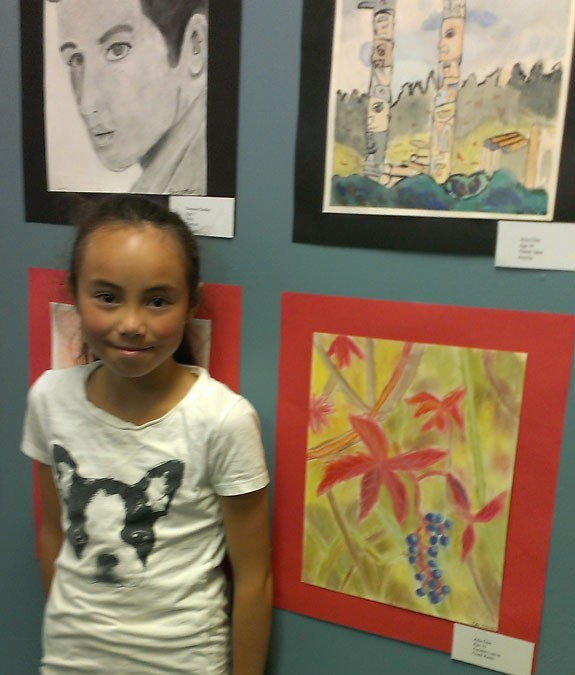 Ayla – Grade 5