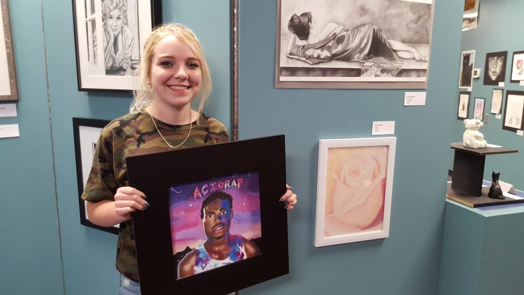 Avery R. – 2nd Place Winner / People's Choice Award