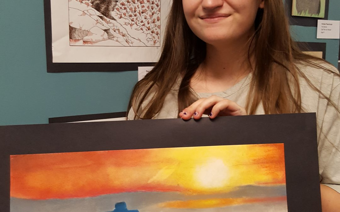 Sarah M. – 1st and 3rd Place Winner of the People's Choice Award