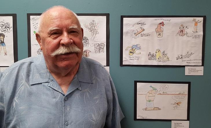 Ron R. – Cartooning