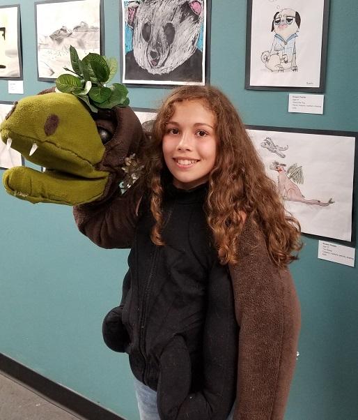 Rowan – Cartooning  – 2nd Place People's Choice Awards